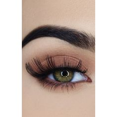 Sosu Carla False Eyelashes ($7.42) ❤ liked on Polyvore featuring beauty products, makeup, eye makeup, false eyelashes and black