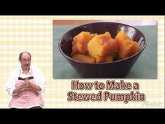 How to Make Stewed Pumpkin✿JAPANESE HOME COOKING✪How to Japan TV