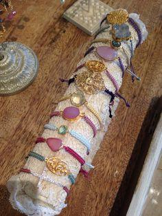Macrame bracelets for sale