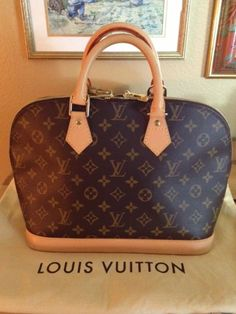 Louis Vuitton Handbag.