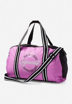 b6e736c1e83e Sequin Gymnastics Backpack | Justice | Gymnastics bags, Gymnastics ...