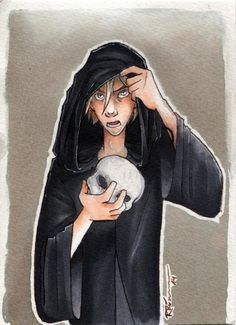 Draco, the Death Eater by CaptBexx on deviantART