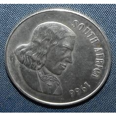 1966 South Africa R1 One Rand Silver Coin for R90.00