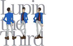 Character   アニメ「ルパン三世」公式サイト