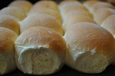 Little B Cooks: Chronicles from a Vermont foodie: Yeast Breads- Soft Dinner Rolls