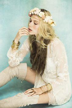 A fall fashion editorial for LoveGold starring Devon from Ford Models via Ann Street Studio