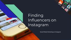 If you are looking for Influencer to promote your offer on Instagram or promote your profile then this video is going to show you exactly what Social Media Influencer, Influencer Marketing, Find Instagram, Instagram Influencer, Shout Out, Social Media Marketing, Profile, Education, User Profile