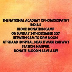 National Academy, Blood Donation, Homeopathy, India, Health, Delhi India, Health Care, Salud