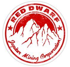 'Red Dwarf'.
