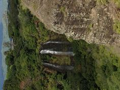 Opaekaa Falls. Kauai, HI