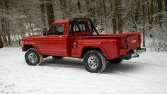 Jeep J10 pickup truck