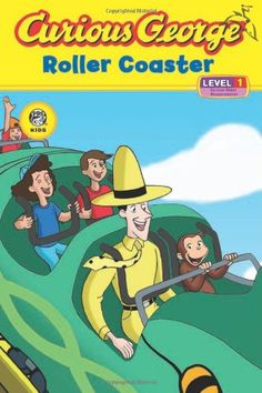 Curious George Roller Coaster Cgtv Reader By H A Rey Www