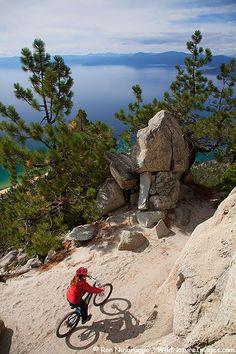 06096404a31 Mountain Bike Trails, Mountain Bike Shoes, California Mountains, Bike  Photography, Reno Tahoe