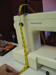 Reversible Sewing Machine Cover...