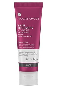 Paula's Choice 'Skin Recovery' Hydrating Treatment Mask available at #Nordstrom