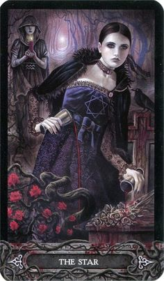 Tarot of Vampyres ► The Star