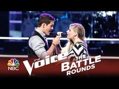 """▶ The Voice 2014 Battle Round - Jessie Pitts vs. Ryan Sill: """"I Need Your Love"""" - YouTube"""