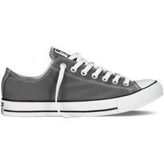 Teniși unisex - Converse CHUCK TAYLOR ALL STAR Low Top Charcoal