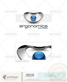 Technology Logo - 3D-538