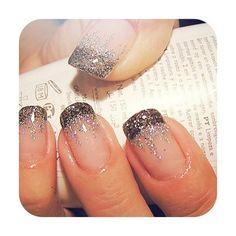 Nails ~ glitzer