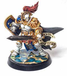 Age of Sigmar | Silver Tower | Stormcast Eternal Hero #warhammer #ageofsigmar…