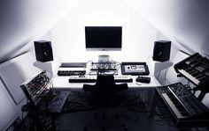 Studio august 2011-2 by nilspils73, via Flickr