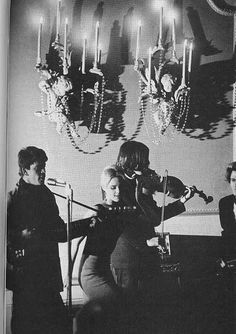 """Edie Sedgwick, dancing with the musical band Andy Warhol promoted, """"The Velvet Underground"""". The Velvet Underground, Edie Sedgwick, Mia Farrow, Swinging London, Patti Smith, Andy Warhol, Woodstock, Rock N Roll, Everybody's Darling"""