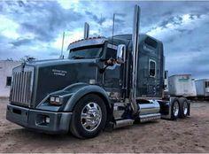 Kenworth T800, Kenworth Trucks, Big Rig Trucks, Dump Trucks, Quito, Semi Trailer Truck, Heavy Truck, Hot Cars, Tractors