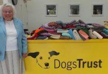 Egy 90 éves hölgy több mint 400 takarót és kabátot készített menhelyi kutyáknak Toy Chest, Storage Chest, Organization, Furniture, Home Decor, Getting Organized, Organisation, Decoration Home, Room Decor