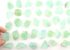 ONE Green Calcite from Mexico  appx. 1 or by StructureMinerals