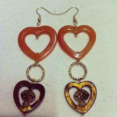 creati per san valentino <3 #sanvalentino #amore #orecchini