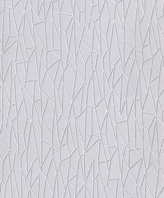 City Life (CL92204) - Grandeco Wallpapers - An all over random design – broken shards of glass – created with a 3d effect using white on pale grey with silver lines. Please request sample for true colour match. Vinyl paste the wall.