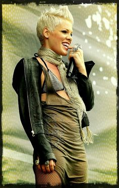 Pink Singer Alecia Moore | Pink (Alecia Moore ) Singer/performer