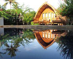 Manta dive Bungalows accommodation Gili Air