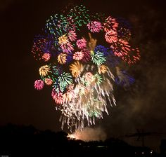Watch the 4th of July Fireworks with a special someone <3 // check a million times over