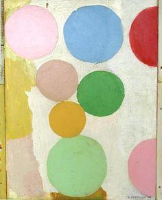 "(via gallery-one.com.au - Kate Dorrough) ""Light ripened the fruits of the earth"" via arthousegallery"