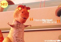 Meet The Robinsons.  This part cracked me up.