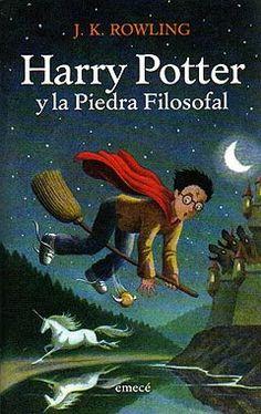 EL LIBRO DEL DÍA     Harry Potter y la piedra filosofal, de J. K. Rowling.   http://www.quelibroleo.com/libros/harry-potter-y-la-piedra-filosofal 27-6-2012