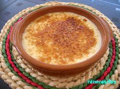 Arroz con leche, Asturias, #Spain