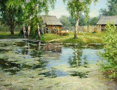 работы художника Сергей Малова – 01