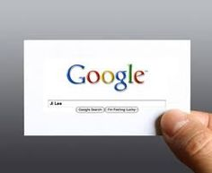 Image result for simple business card examples