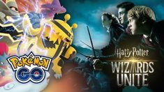 Can Harry Potter Wizards Unite Overtake Pokemon Go As Top Mobile Game Dexerto Com Can Harry Potter Wizards Unite Ove Harry Potter Wizard Pokemon Pokemon Go