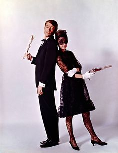 """How To Steal A Million.""  Rumor has it that Peter O'Toole and Audrey Hepburn ruined take after take with the giggles.  It's an underrated film."