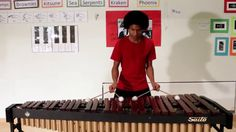 """hogwartsconsultingtimelady: """" llwi: """" pr1nceshawn: """" The 'Super Mario Bros.' Theme Song on Marimba by percussionist Aaron DeWayne."""" @gamersonic """" When he switched to the dungeon theme I lost my mind """""""