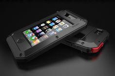 "Need one for canoeing...  MINIMAL Inc. LUNATIK ""TAKTIK"" iPhone case.  Waterproof…"