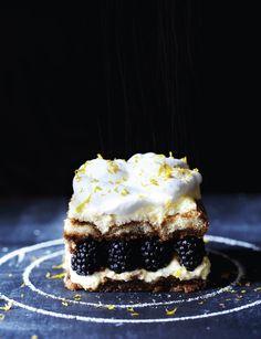 Blackberry Tiramisu! -- Sweet Paul Magazine