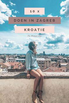 Dit is er te zien en te doen in de hoofdstad van van Kroatië, Zagreb! #zagreb #travel #reizen #Kroatië #citytrip #vakantie Croatia, Blog, Movies, Movie Posters, Travel, Life, Europe, Pictures, Crete