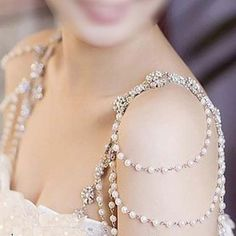 Shoulder bra straps #Wedding #Underwear ♡ Wedding Planning App … How to organise an entire wedding, within your budget https://itunes.apple.com/us/app/the-gold-wedding-planner/id498112599?ls=1=8 ♥ Weddings by Colour http://pinterest.com/groomsandbrides/boards/ ♥