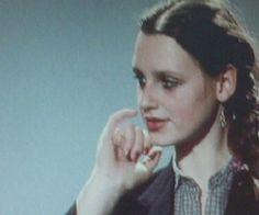 ☢ Christiane Felscherinow in late 70's
