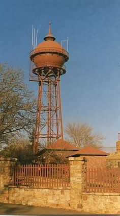 Yeoville, Johanesberg water tower